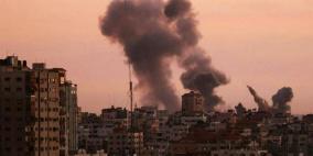 مجددا- طائرات الاحتلال تقصف غزة
