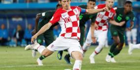 كرواتيا تتصدر مجموعتها بفوز مستحق على نيجيريا