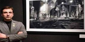 سوري ينال جائزة الشرف في مسابقة الصور الضوئية بباريس
