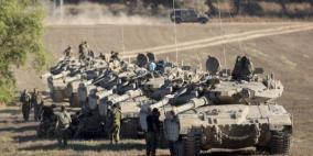 آيزنكوت: الجيش مستعد لعملية عسكرية واسعة في غزة