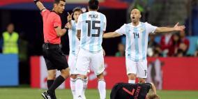 فيديو- كرواتيا تسحق الأرجنتين بثلاثية وتبلغ دور الـ 16