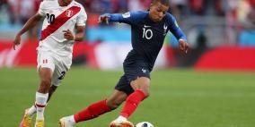 فيديو- فرنسا تتأهل لدور الـ 16 بفوز شاق على بيرو
