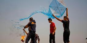 طائرة استطلاع حربية تهاجم مجموعة شبان في رفح