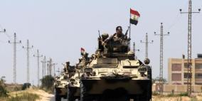سيناء: مقتل واعتقال عشرات المسلحين