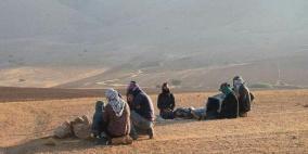طرد 21 عائلة من منازلهم في الأغوار