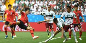 فيديو.. المكسيك تضع قدماً في ثمن نهائي المونديال بثنائية في كوريا