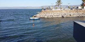 كان يلتقط صور- مصرع شاب من نابلس غرقا في طبرية