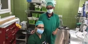 إجراء أول عملية قلب مفتوح بواسطة المنظار بمستشفى الرازي