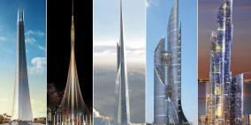 مبنى جديد يفوق برج خليفة ارتفاعا