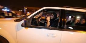 """الامن السعودي يحذر """"معاكسي"""" السائقات !"""