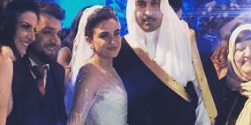 فيديو: زفاف أسطوري لأميرة أردنية على ثري سعودي !