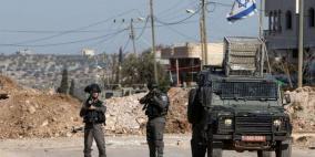 الاحتلال يهاجم وقفة احتجاجية مدافعة عن أراضي بني نعيم