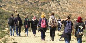 """فنّانون من العالم يستكشفون مفهوم """"الحركة"""" في فلسطين"""