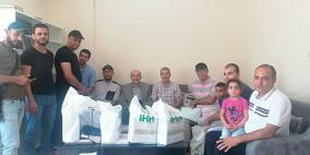 سفارة فلسطين في تركيا تواصل حملة توزيع المساعدات