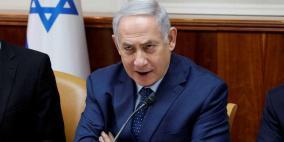 نتنياهو: سنتجاوز أبو مازن لتحقيق الاستقرار