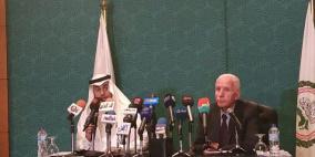 البرلمان العربي يقر مجموعة خطوات بشأن فلسطين