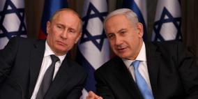 لقاء يجمع نتنياهو وبوتين في موسكو