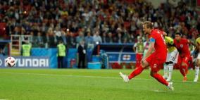 ركلات الترجيح تنقل إنجلترا الى ربع النهائي