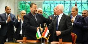 المخابرات المصرية تبدأ لقاءات المصالحة