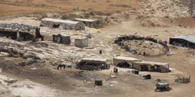 الاستيلاء على قطعة أرض في مسافر يطا