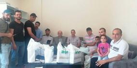 تركيا: تقديم مساعدات لعائلات اللاجئين الفلسطينيين