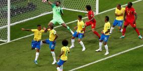مفاجأة: بلجيكا تطرد البرازيل من المونديال