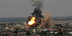 جيش الاحتلال يقصف موقعا سوريا