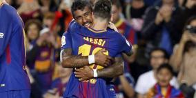 رسميا- باولينيو يرحل عن برشلونة