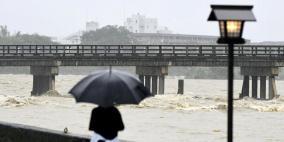 أمطار غزيرة تقتل 100 شخص في اليابان