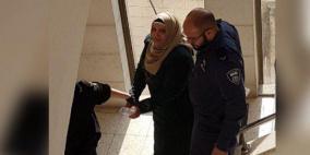 الاحتلال يقضي بسجن سيدة مقدسية 10 سنوات