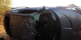 مصرع مواطن واصابة آخر بحادث سير في قباطية