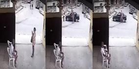 إختطاف امرأة من وسط الشارع نهارا أمام أعين المارة!
