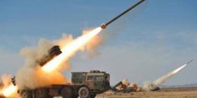 اطلاق صاروخ باتريوت اسرائيلي صوب طائرة مسيرة