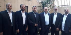 وفد حماس يغادر القاهرة وهذا ما بحثه مع المسؤولين
