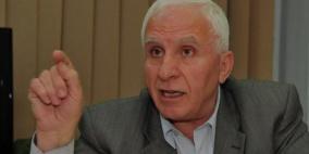 الأحمد ينفي تصريحات نسبت له حول الدور المصري بإنهاء الانقسام