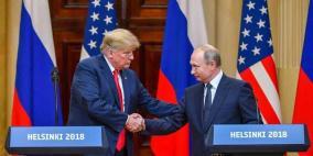 بوتين: ابلغت ترامب باستعداد روسيا لتمديد معاهدة ستارت