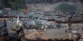 ضوء اخضر لجيش الاحتلال لشن حرب على غزة