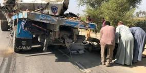 12 قتيلا في حادث طرق جنوب مصر