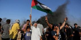 """4 شهداء وعشرات الاصابات في جمعة """"حقوق اللاجئين"""""""
