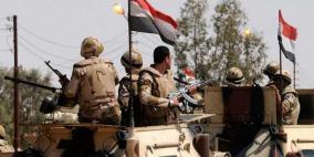 الجيش المصري يقتل 13 مسلحاً في سيناء