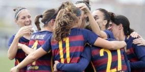 انتقادات لبرشلونة لسفر فريق السيدات على الدرجة الاقتصادية