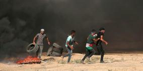 """شهيدان و 246 اصابة في جمعة """"أطفالنا الشهداء"""""""