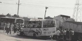 مقتل واصابة 30 عاملا بحادث تصادم في مصر