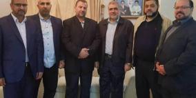 وفد رفيع من حركة حماس يتوجه للقاهرة