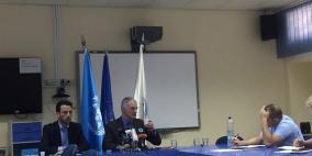 الأونروا: موعد بدء العام الدراسي لم يحسم وإيقاف خدمات بالضفة بسبب الأزمة