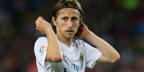 مودريتش لن يرحل عن ريال مدريد الا في تلك الحالة