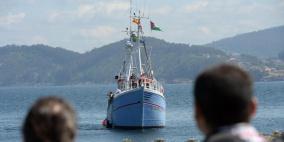 """بحرية الاحتلال تستولي على سفينة """"الحرية 2"""""""