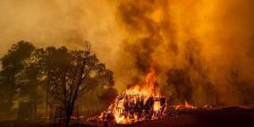 حرائق غابات تحصد الأرواح في كاليفورنيا
