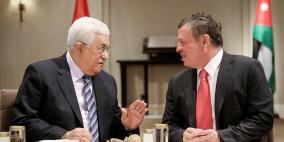 قمة فلسطينية أردنية قريبا في عمان