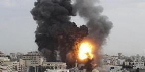 سلسلة غارات جديدة تستهدف مواقع للمقاومة في غزة